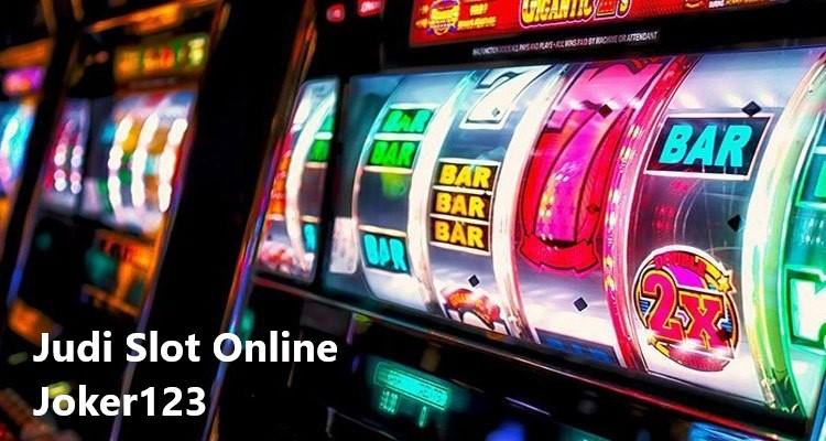 Game Judi Slot Online Joker123