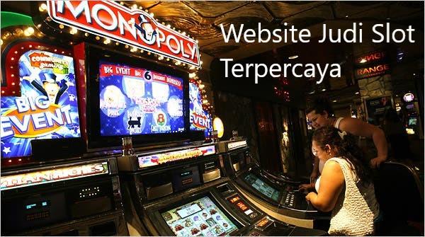 Perjudian Slot Online Terpercaya
